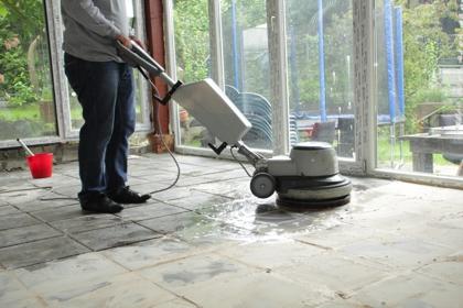 Bauabschluss Reinigung